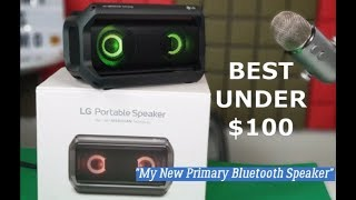 The Best Bluetooth Speaker $100 Can Buy...SERIOUSLY