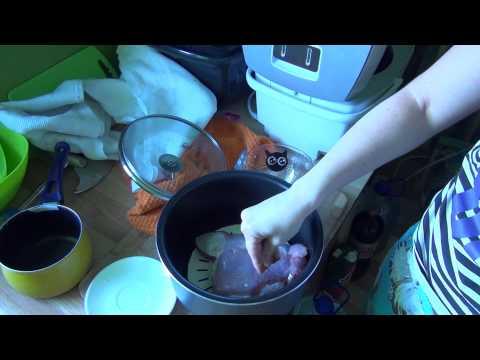 ИНДЕЙКА филе по-домашнему тушеная видео рецепт
