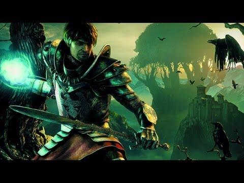 Мультики из игры Готика 4 Аркания Part 1. Видео, ArcaniA Gothic 4 - GamesCo