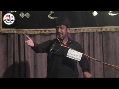 Zakir Amir Abbas Qaisar | Majlis | 18 Safar 2017 | Qasiday And Masiab |