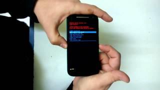 Motorola Moto E 2 como formatar resetar configurações