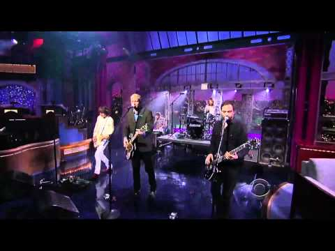 Fountains Of Wayne - A Dip In The Ocean (Live on Letterman) video