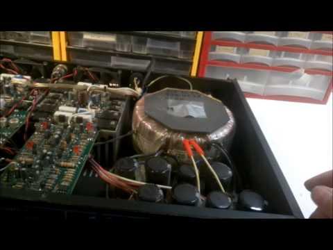 Усилитель SOUNDWAVE SPT1000