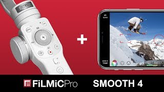 FiLMiC Pro + Zhiyun Smooth 4 Tutorial (iOS & Android)