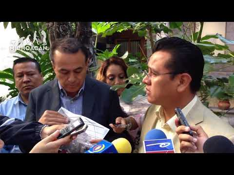 PRD presenta queja por uso de logotipos del PRI en la Expo Feria Michoacán