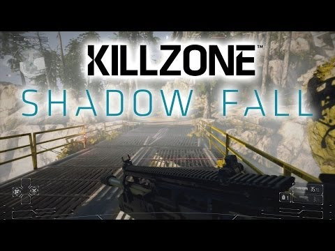 KILLZONE SHADOW FALL - Gameplay do Multiplayer de Support Class!