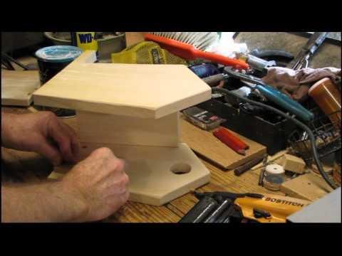 birdhouse construction lab