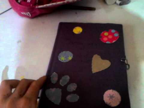 comment décorer son journal intime