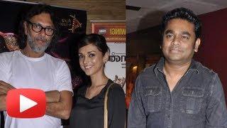 Maryan - A R Rahman At The Special Screening Of Tamil Movie Maryan