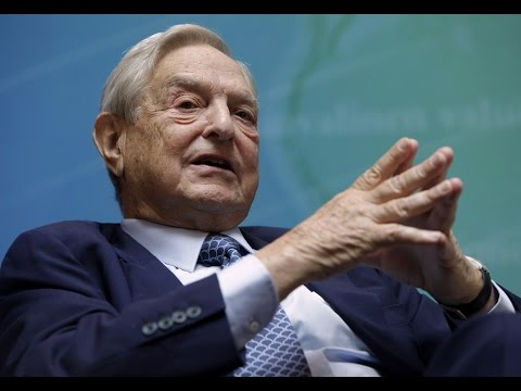 "George Soros ""USA needs to befriend China or all hell is going to break loose"""