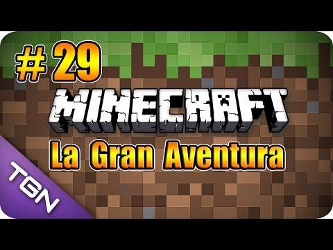 Minecraft La Gran Aventura Capitulo 29 El Guardián del Templo HD 720p