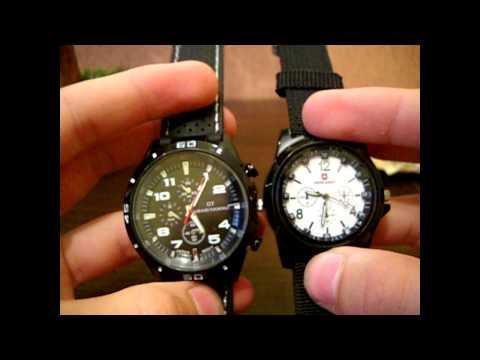 Часы swiss army 577 1