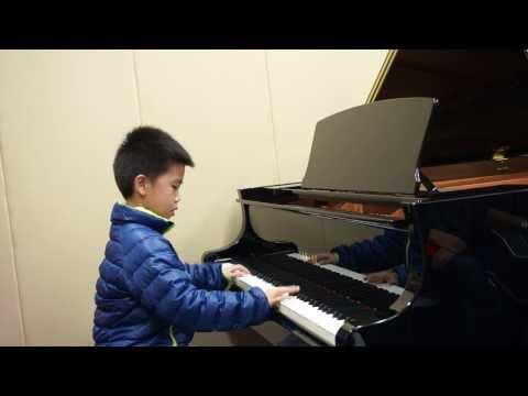 66th HKSMF Mock Competition - Piano Solo Class 100