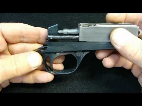 How To: Browning SA .22 Take Down Rifle Field Strip & Reassembly