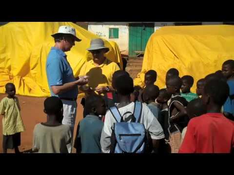 Tennessee Rotarians Testing Water Wells in Ateiku, Ghana #1