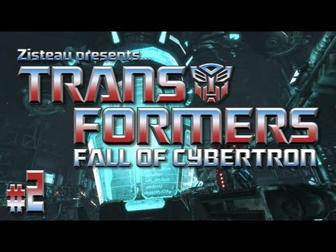 Transformer Fall of Cybertron Campaign Part 02 (Z496)