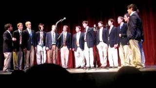 May the Road Rise to Meet You (Traditional) by Gentlemen of the College
