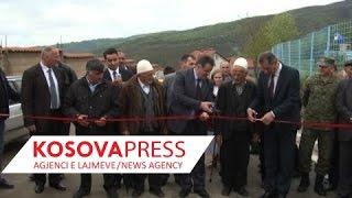 Fshati Maqitevë me rrugë të re
