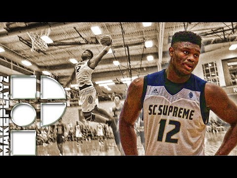 Zion Williamson Absolutely Dominates Adidas Finale!  Full Highlights!