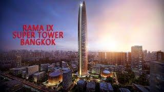 Rama IX Super Tower Bangkok Video