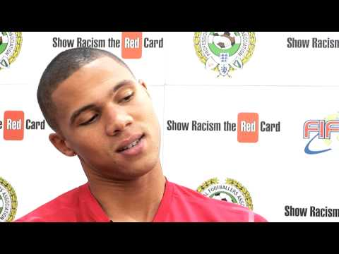 Kieran Gibbs interview