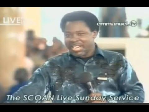 Scoan 23 11 14: Sunday Live Service tb Joshua Speaks & Prophesies. Emmanuel Tv video