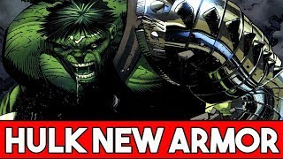 Hulk New Possible Armor Explained in Urdu/Hindi