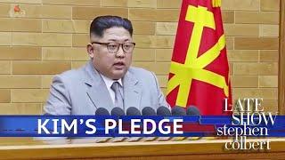 Kim Jong Un Reaffirms His Promise To Trump
