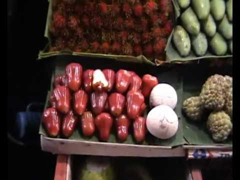Таиланд - экзотические фрукты !!!