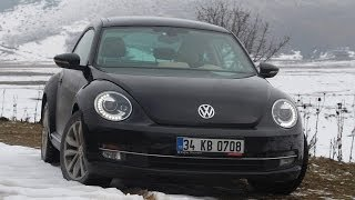 Test - VW Beetle 1.4 Tsi // Eren Tekin