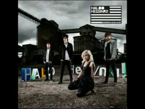 Cover image of song Ei Eerika Paase Taivaaseen by Haloo Helsinki!