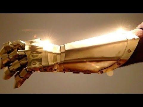 How to Make a Gauntlet Armor Tutorial