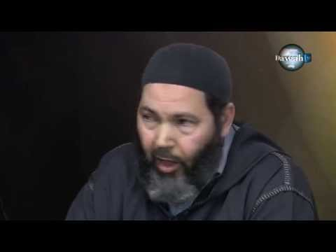 جلسة إفتتاح الدورة الامازغية الثانية بمركز الإمام مالك - هولندا-أوترخت الشيخ مصطفى بن عمر
