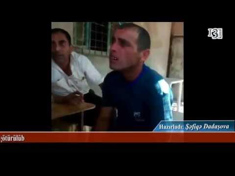 Erməni əsir Azərbaycandan üzr istədi
