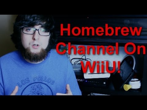 How To Install The Homebrew Channel On Wii U!