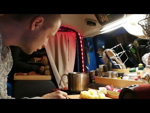Testlivestream aus dem Minicamper 4.11.18