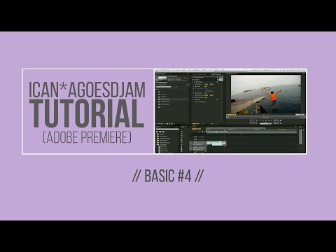 TUTORIAL: Video Editing (Basic) #4 in Bahasa Indonesia