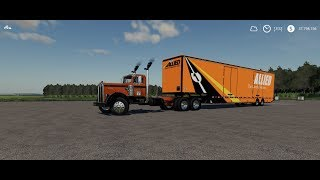 SHOP UPDATE - I BOUGHT A MOVING RIG! - FS19 RP EP 12