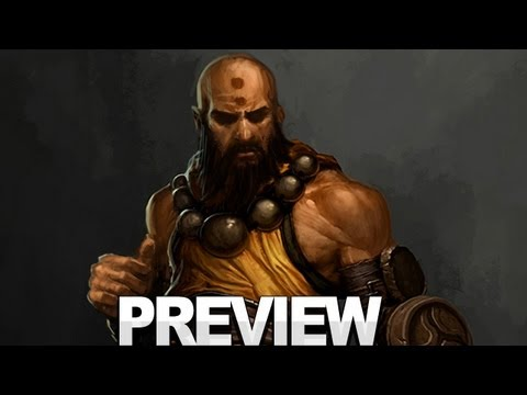Diablo III - Monk Spotlight Video