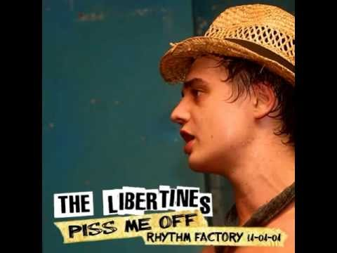 The Libertines - Don't Look Back Into The Sun (Piss Me Off) Live 14.04.04