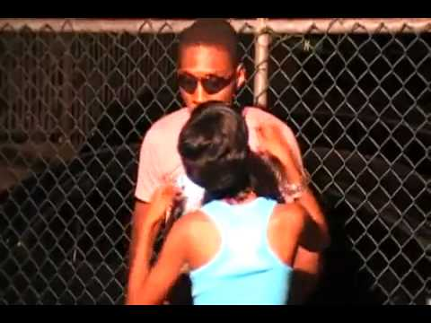Gaza slim ft Vybz kartel Sheba - All My Love( video shoot)  warface tv apr. 2010