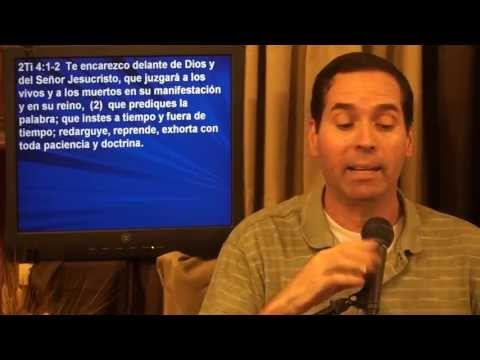 55 2 Timoteo 4 - Ken Zenk - Estudios Biblicos