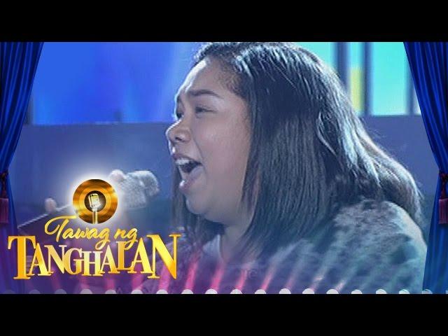 Tawag ng Tanghalan: Phoebe Salvatierra | I Wanna Dance With Somebody