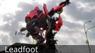 (FAKE)Transformers 7 Last Enegon: Crystal Cast