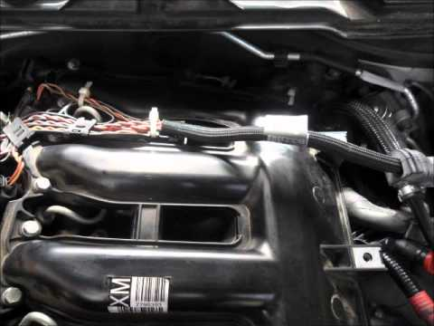 BMW 320d E90 Swirl Flaps Removal & Engine Service