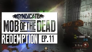 Mob Of The Dead STAND MY GROUND & FIGHT Live w/Syndicate (Part 11)