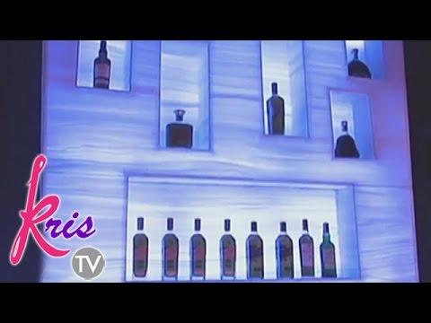 Coco Martin takes Kris to his bar
