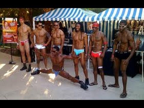 Gay Mardi Gras Pool Party, LoDoun Radio on Aconnectiontv, Blatino Oasis 2013 (HD)