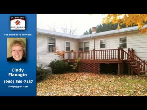 6220 West Kendaville Rd, Lakeview, MI 48850 home for sale,  real estate in Lakeview, MI