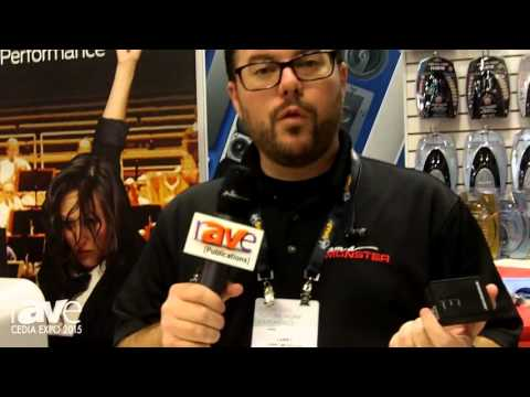 CEDIA 2015: Monster Products Talks About Its Monster Black Platinum Power Centers With PLC